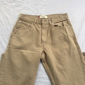 Levi's 550 Relaxed Fit sz 33x34